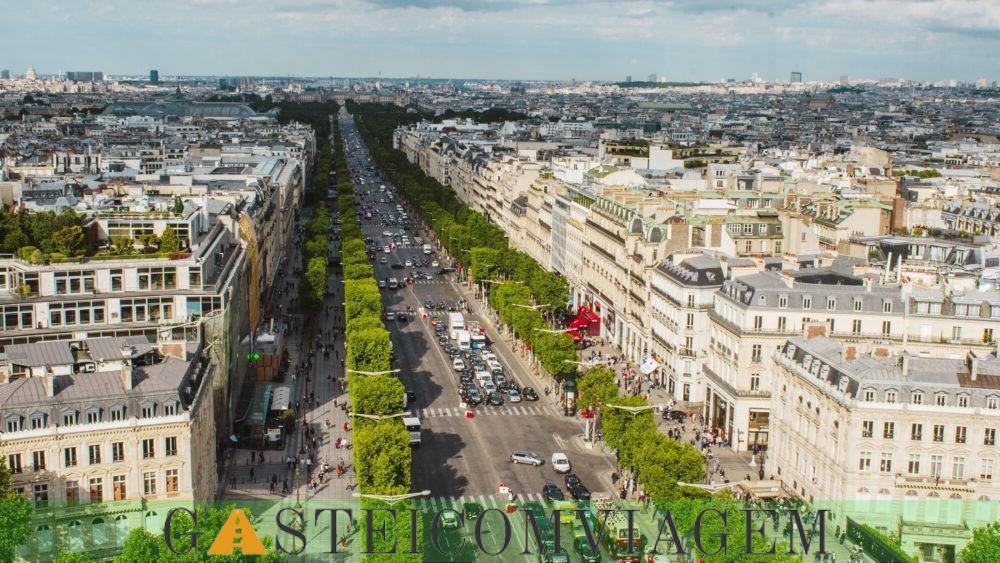 Destino Champs Elysee
