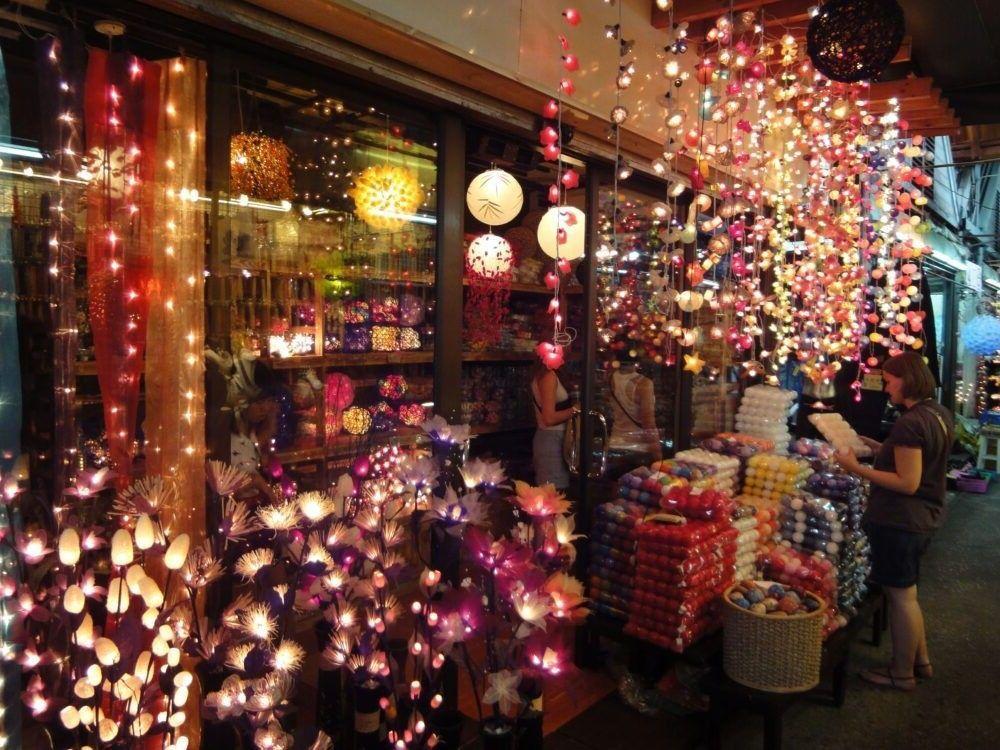 Destino Chatuchak Weekend Market Tailândia