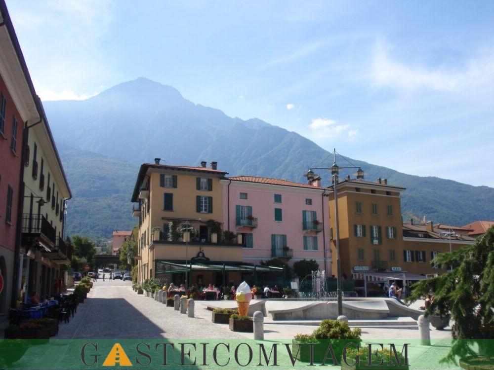 destino Colico Itália
