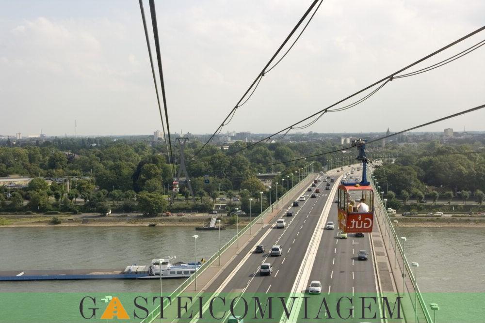 Destino Cologne Teleférico
