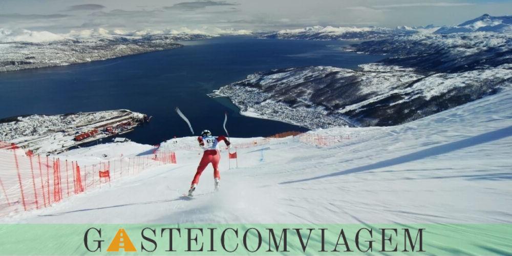 destino de esqui Noruega