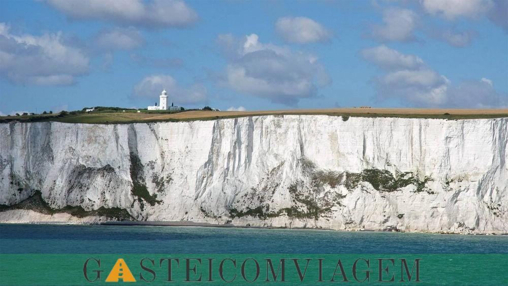destino falésias de Dover