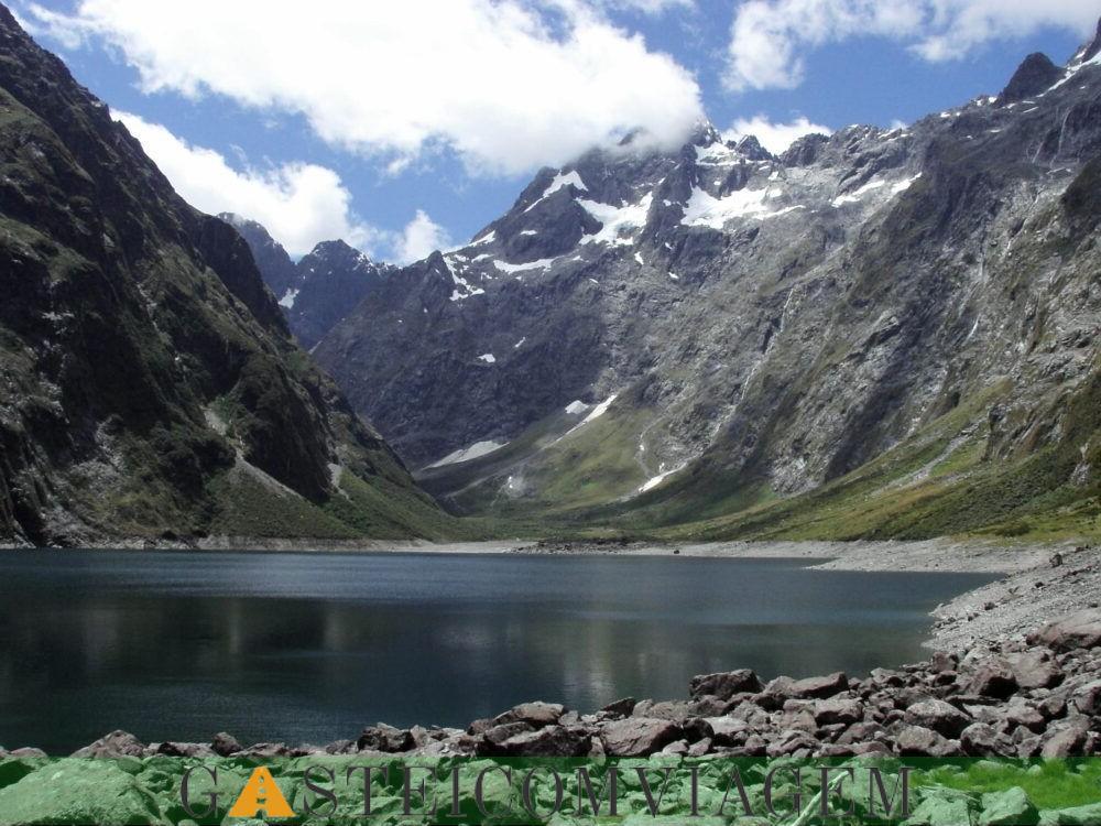 Destino Fiordland Nova Zelândia