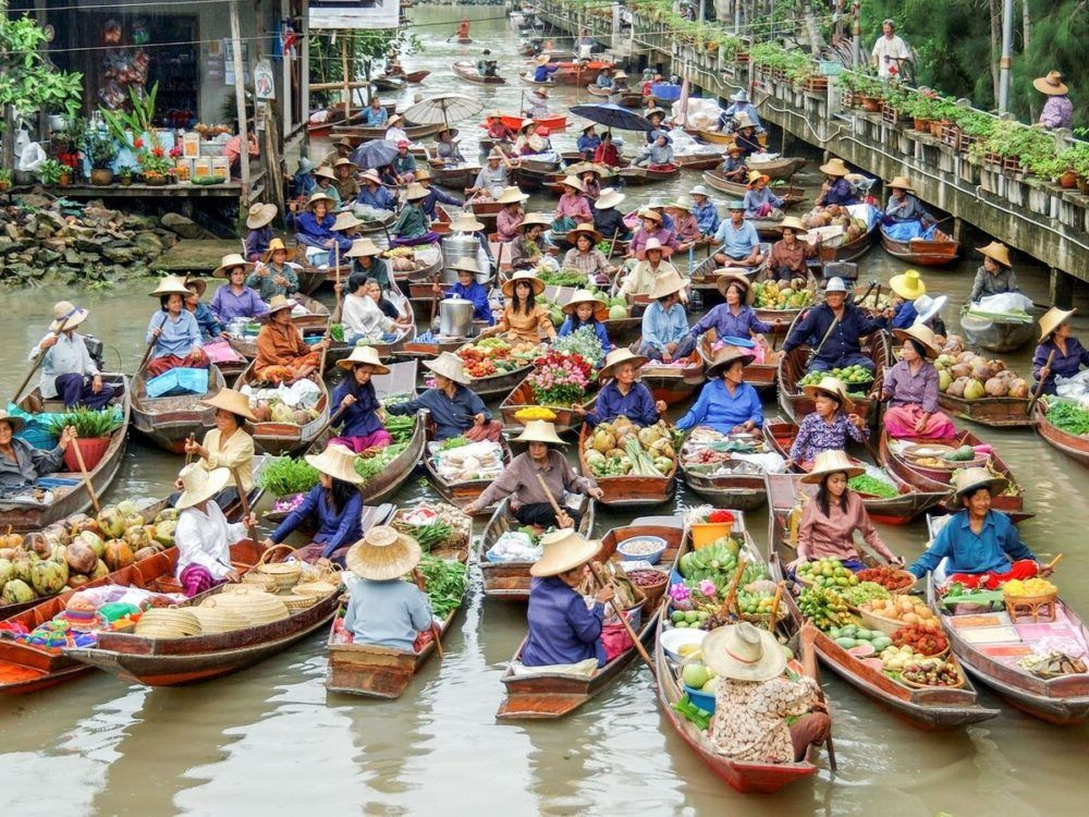 Destino Floating Markets Bangkok