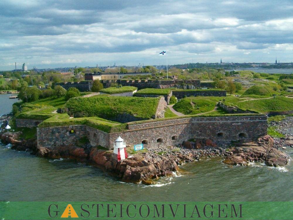 destino fortaleza Suomenlinna