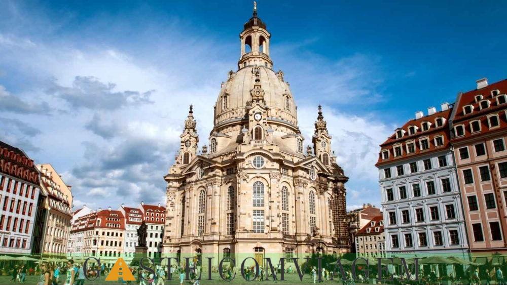 Destino Frauenkirche