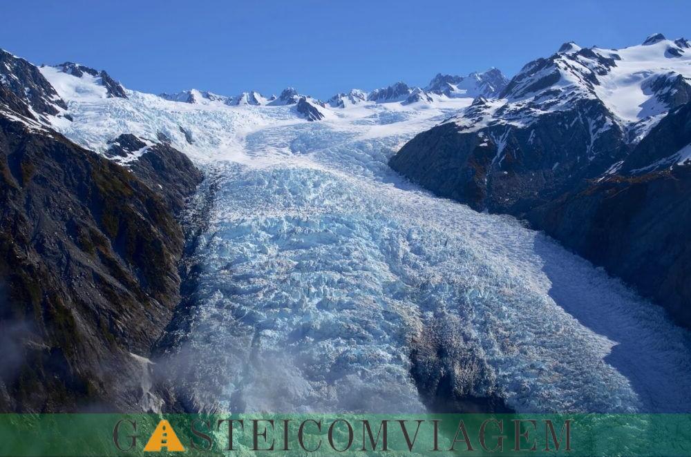 Destino Glacier Country