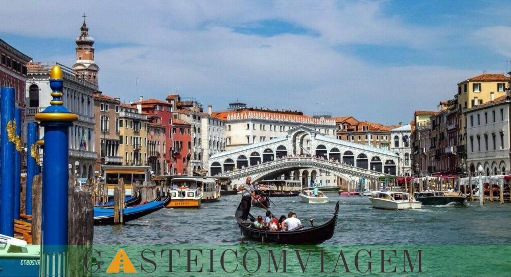 Destino Grande Canal de Veneza