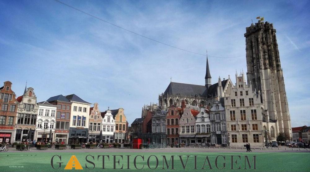 destino Grote Markt Mechelen