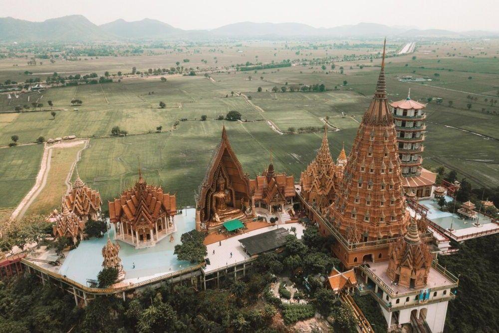 Destino Kanchanaburi Bangkok