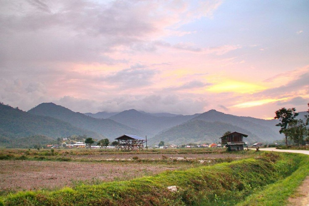 Destino Kelabit Highlands Malásia