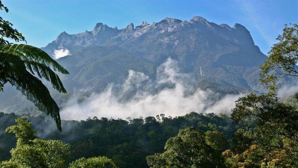 Destino Kinabalu Parque Nacional Malásia