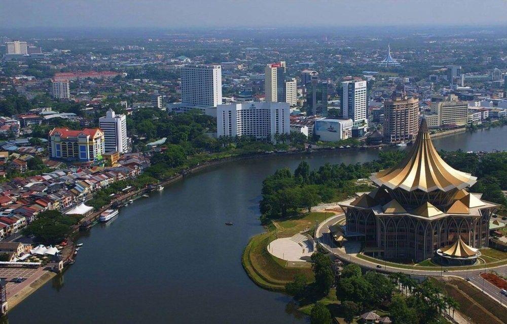 destino Kuching Malásia
