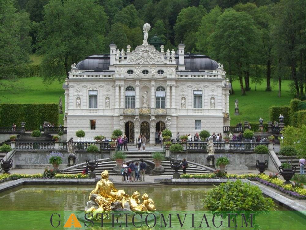Destino Linderhof Palace