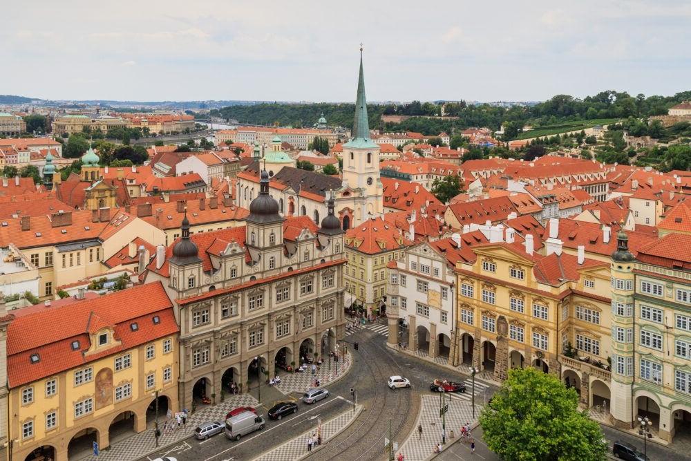 Destino Mala Strana Prague