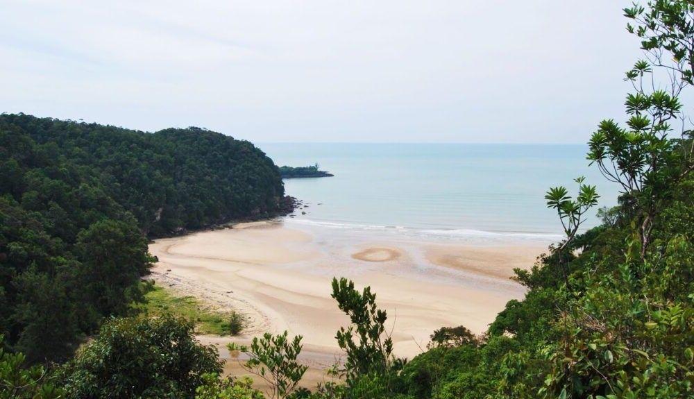 Destino Malásia Parque Nacional de Bako
