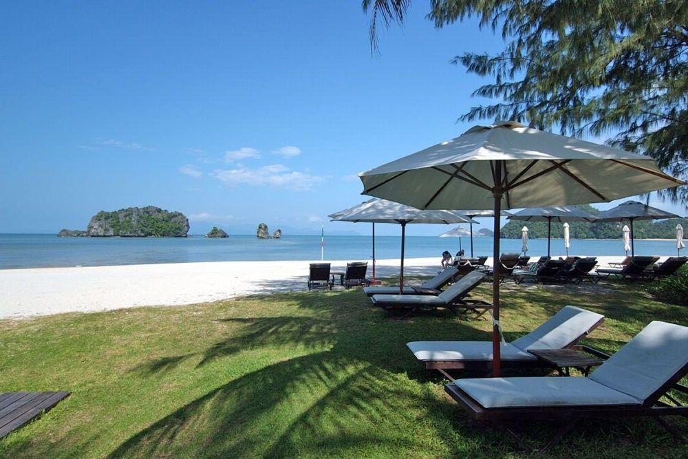 Destino Malásia Tanjung Rhu Beach