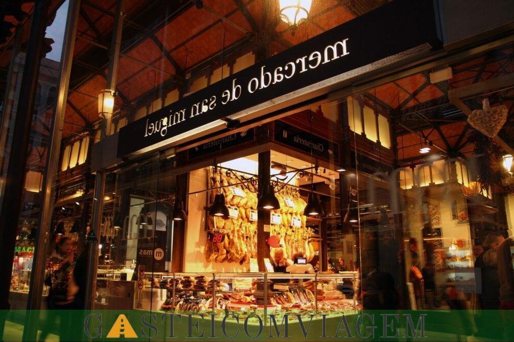 destino Mercado de San Miguel