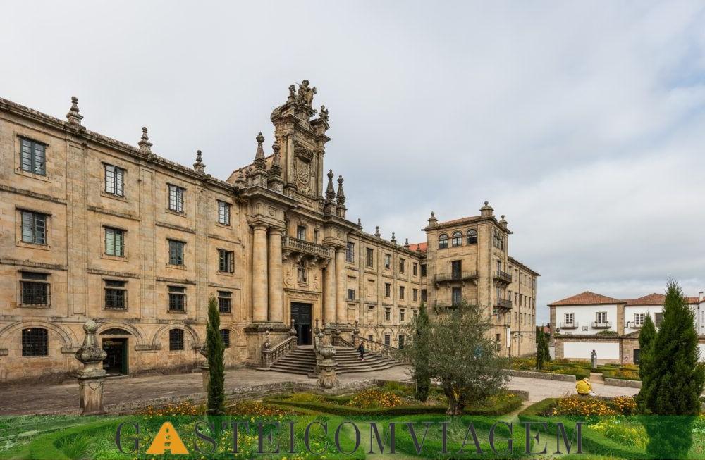 Destino Monasterio de San Martin Pinario
