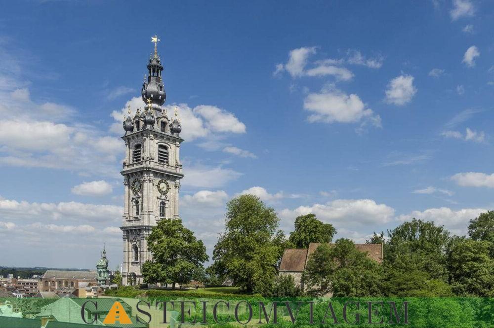 Destino Mons Belfry Bélgica