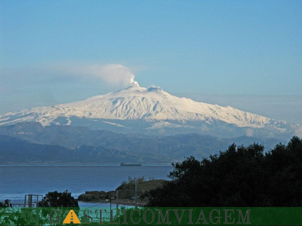 destino Monte Etna