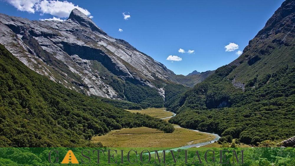 Destino Mount Aspiring National Park