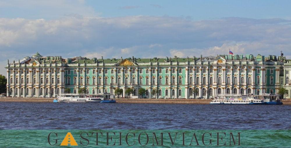 Destino Museu do Estado do Ermitage