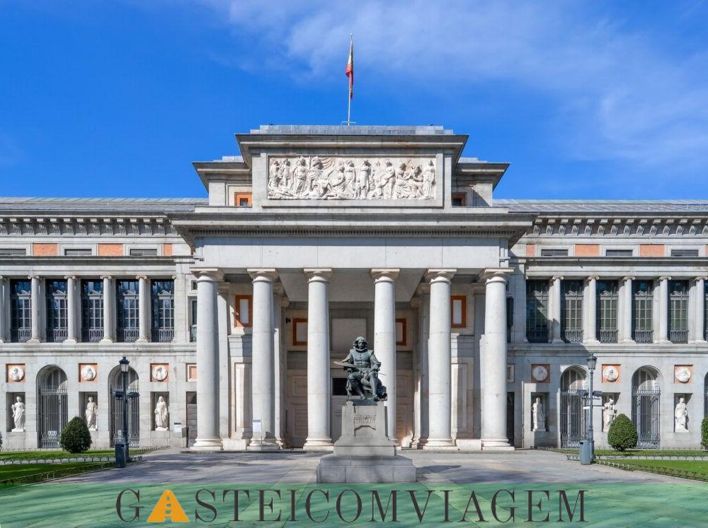 Destino Museu do Prado