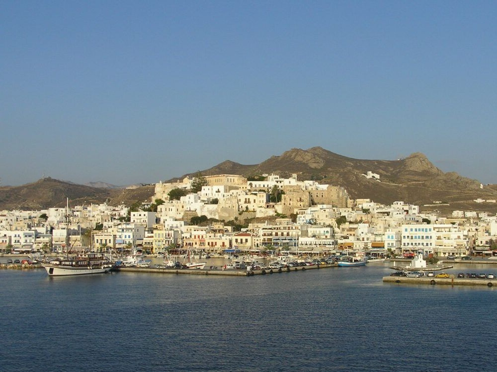 Destino Naxos