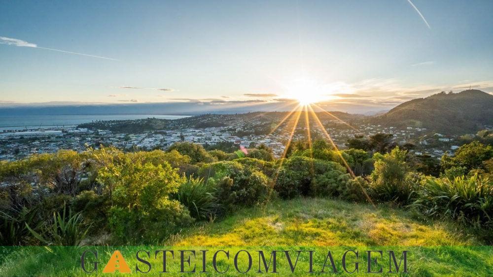 Destino Nelson Nova Zelândia