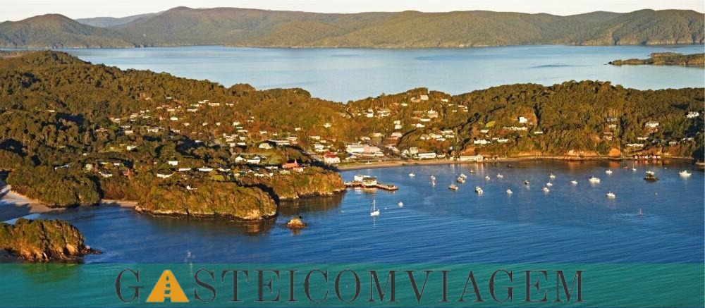 destino Nova Zelândia Stewart Island