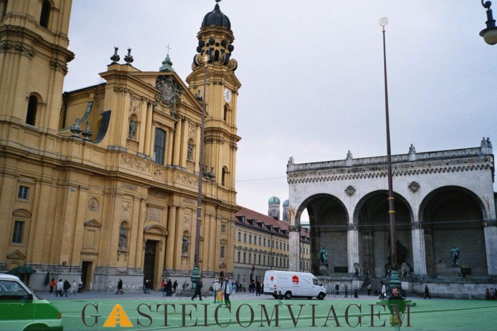destino Odeonsplatz