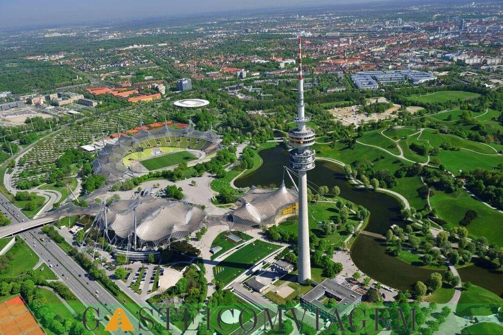 destino Olympiapark