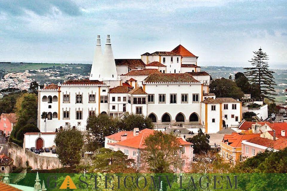 Destino Palácio Nacional de Sintra