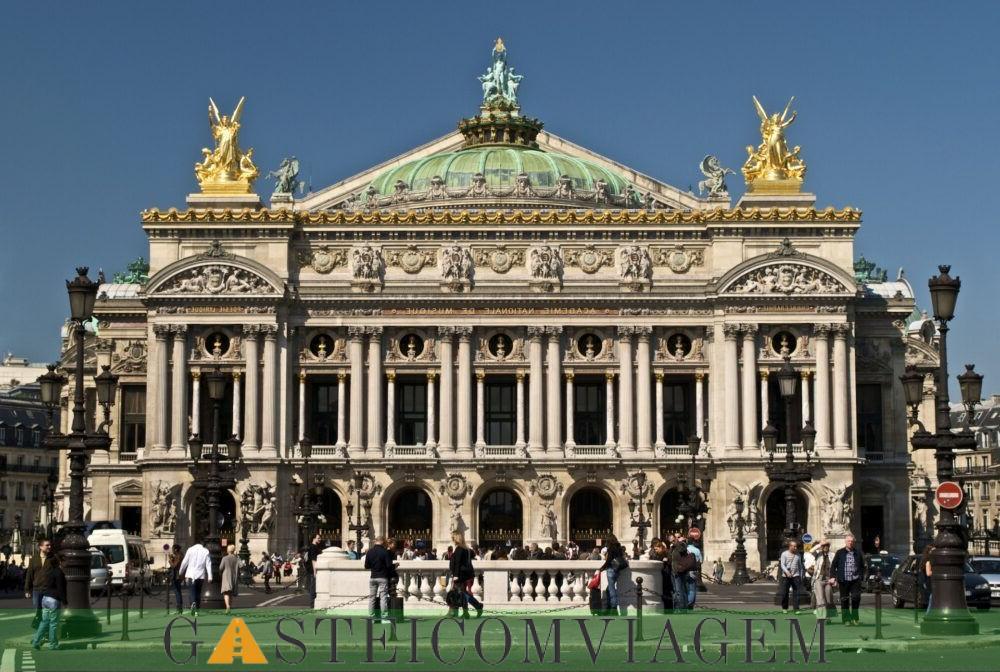 Destino Palais Garnier