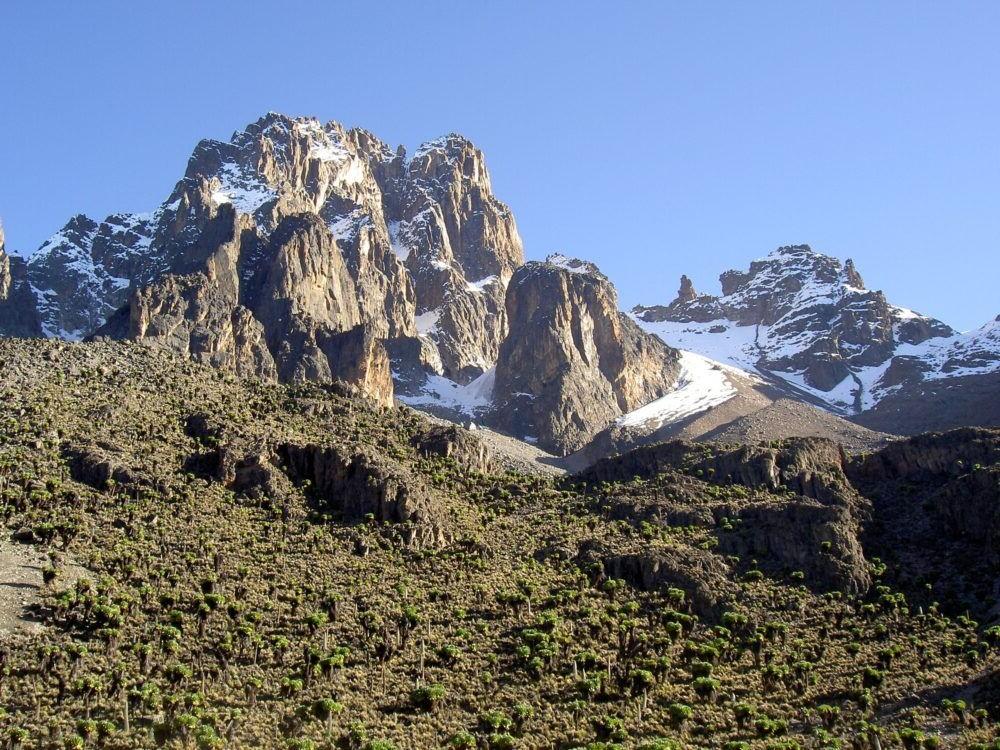 Destino Parque Nacional do Monte Quênia