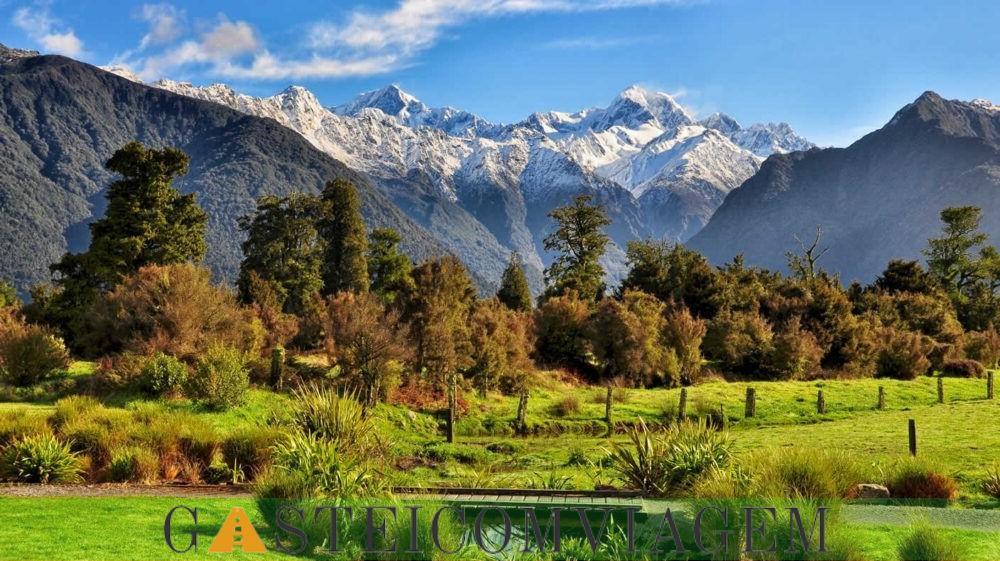 Destino Parque Nacional Westland Tai Poutini