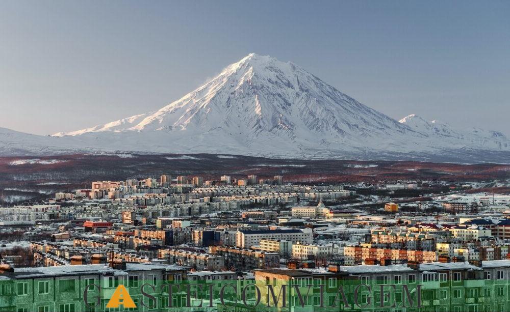 Destino Petropavlovsk Kamchatsky