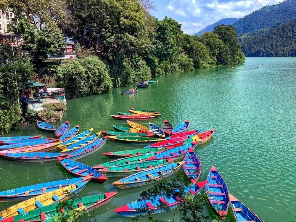 Destino Phewa Lake