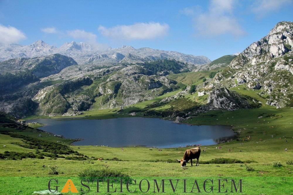 Destino Picos de Europa Parque Nacional de Espanha