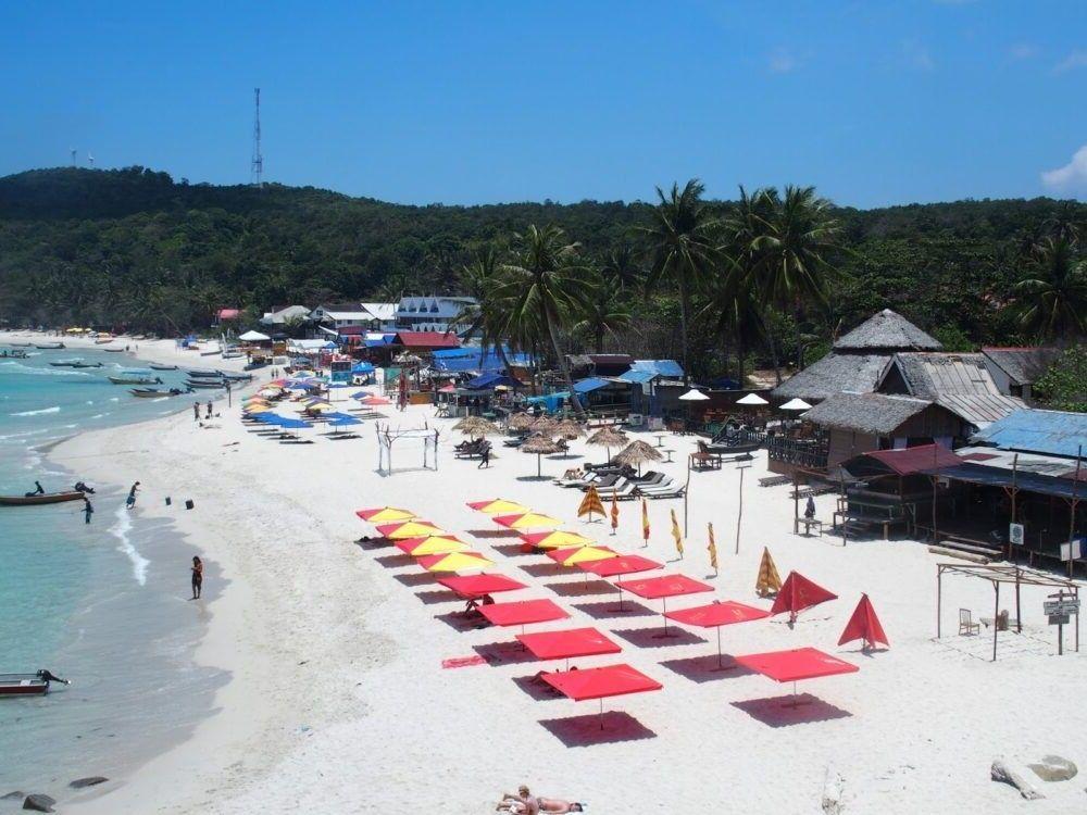 Destino Playa beijo principal Malásia