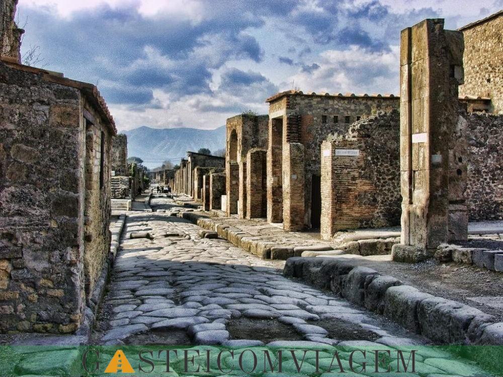 destino Pompéia Itália