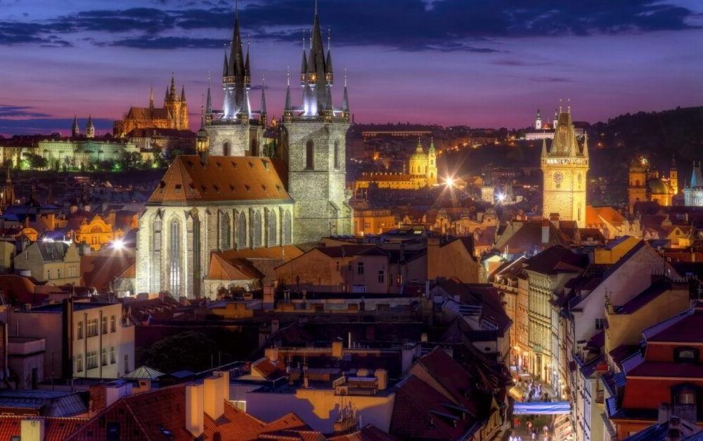 Destino Praga