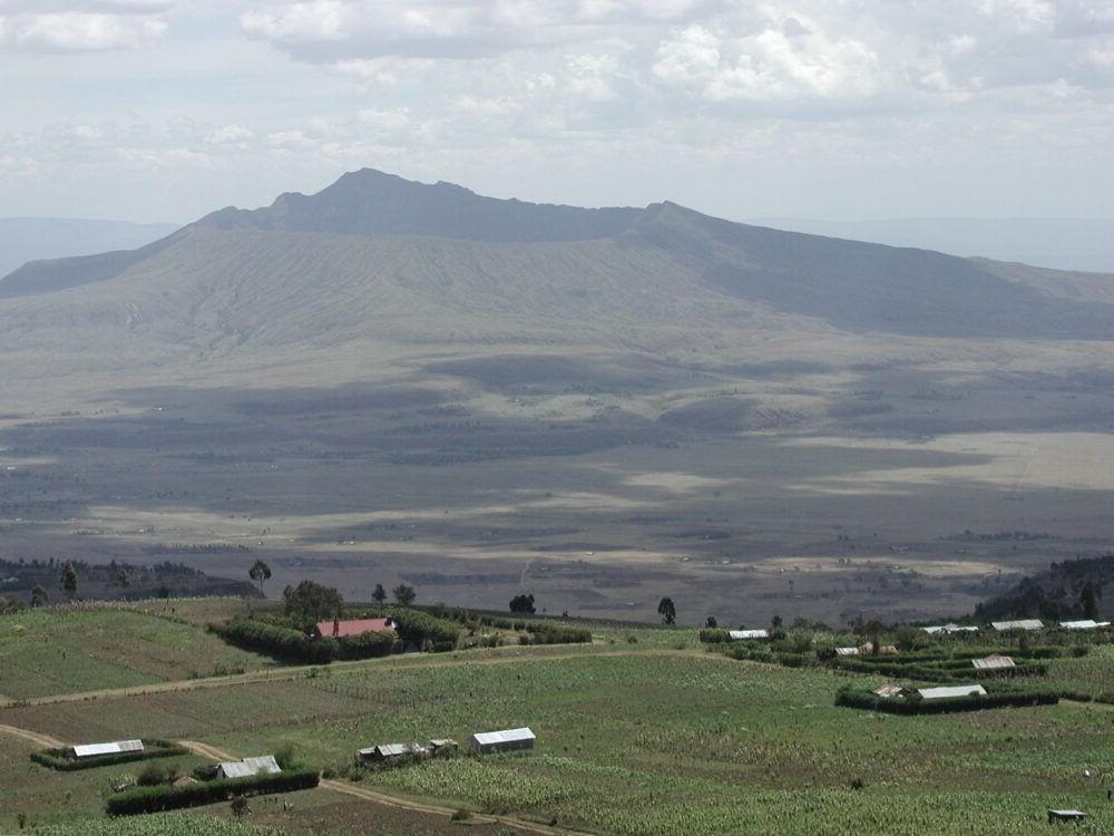 Destino Quênia Mount Longonot Parque Nacional