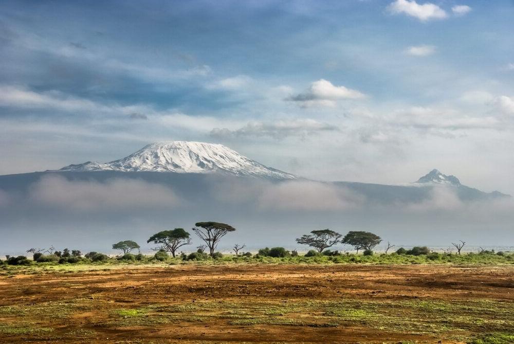 Destino Quênia Parque Nacional Amboseli