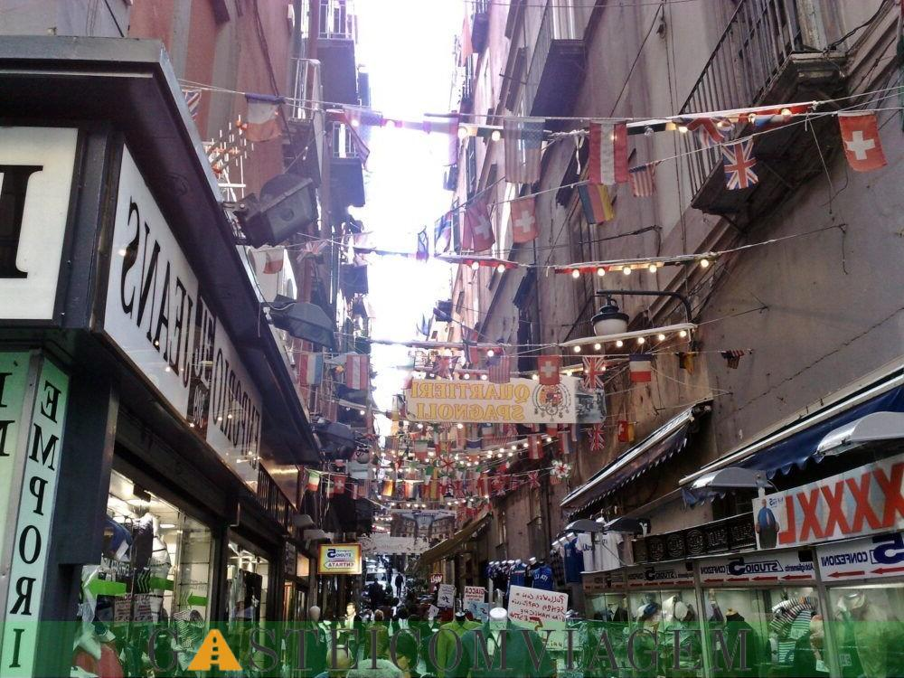 Destino Quartieri Spagnoli