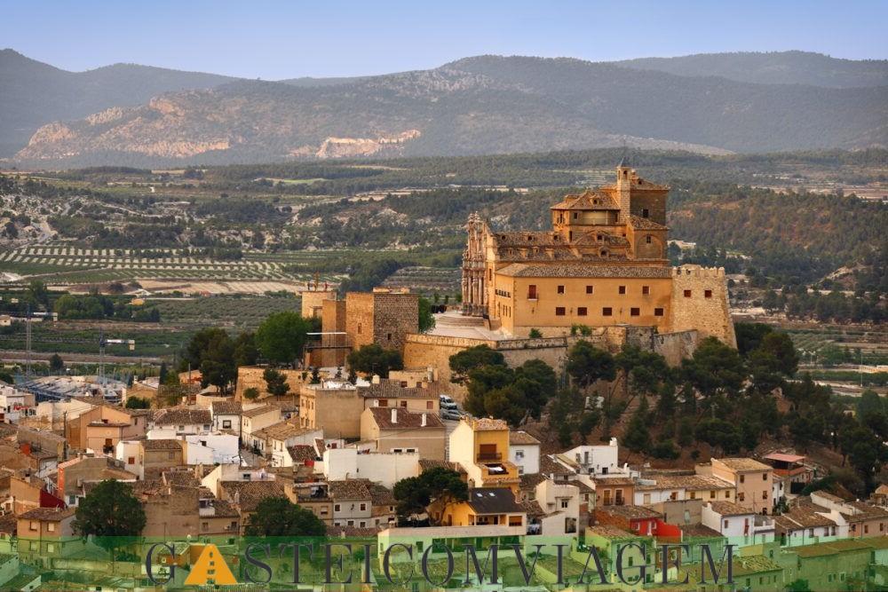 destino região de Murcia Espanha