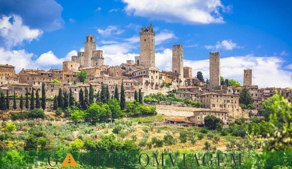 destino San Gimignano