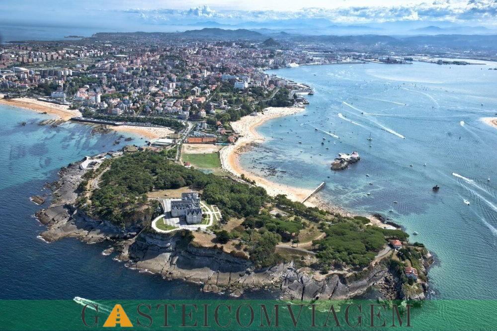 Destino Santander Espanha