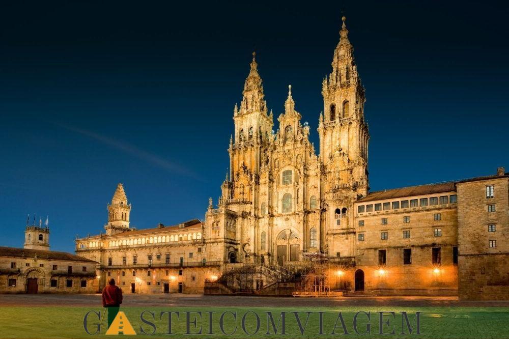Destino Santiago de Compostela Catedral